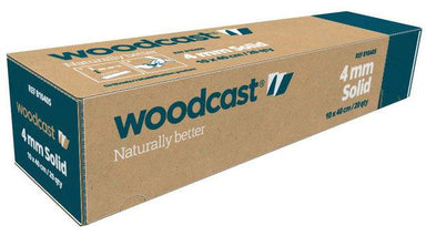 Woodcast 4mm non vented, 10cm x 40cm