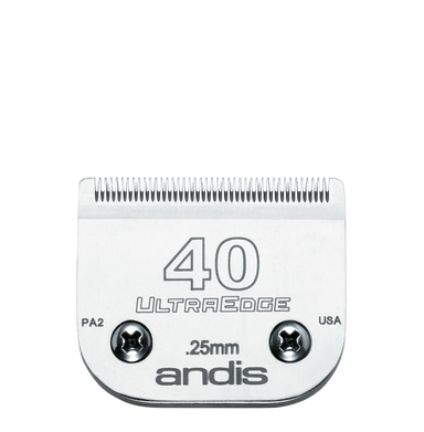 Andis Ultra Edge terä nro 40 (0,25 mm)