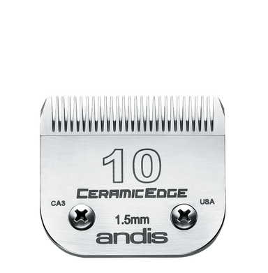 Andis Ceramic Edge terä nro 10 (1,5 mm)