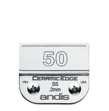 Andis Ceramic Edge terä nro 50SS (0.2 mm)