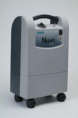 Nuvo Lite Oxygen Concentrator, Non-Medical, 5 l