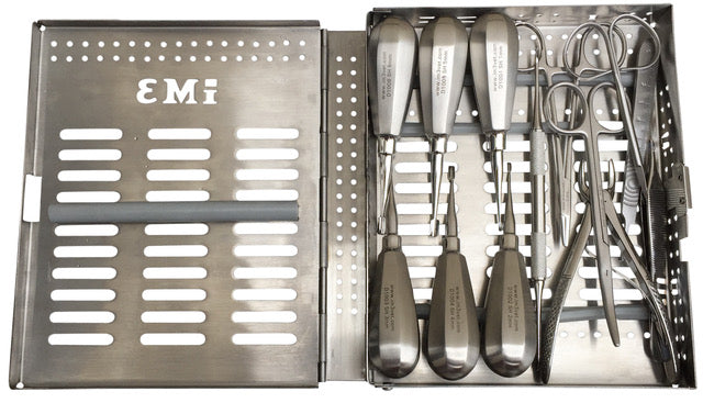 13 piece extraction set