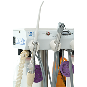 "iM3 Elite ""LED"" Dental Unit with oilfree compressor"