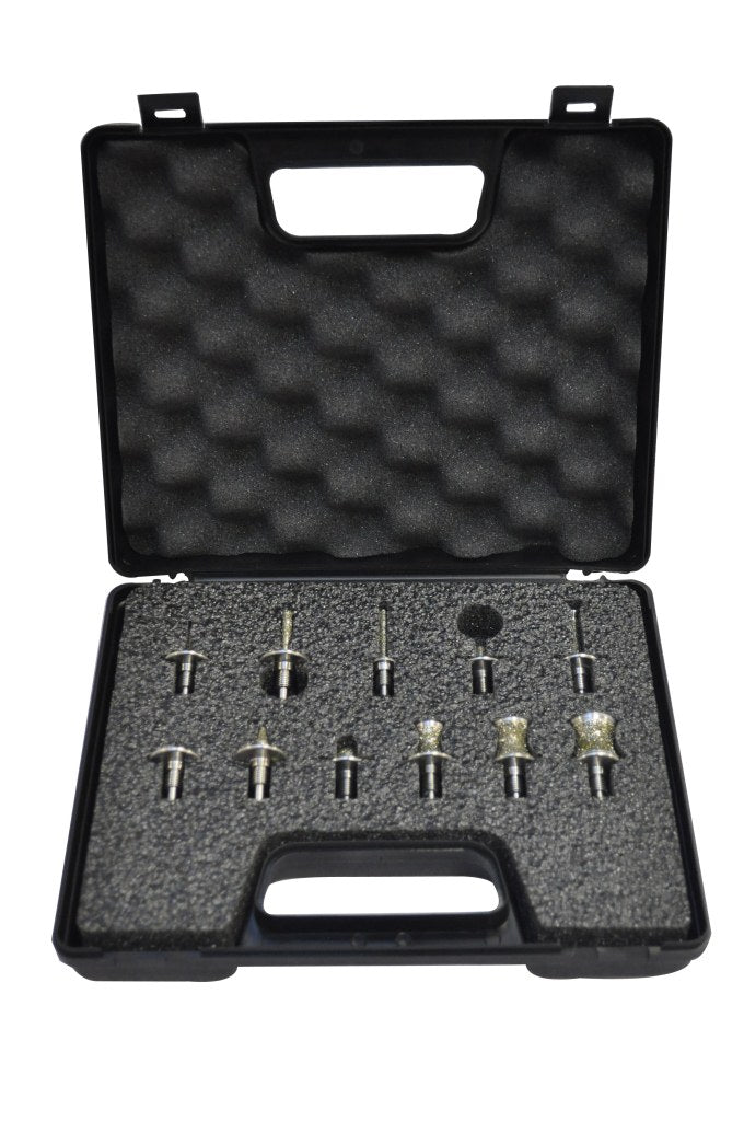 Instrument case for Polyfloat drills