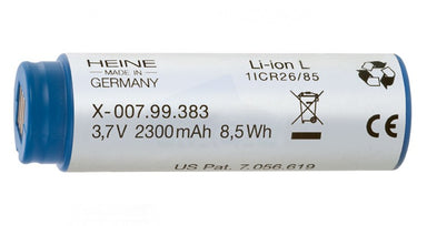 HEINE RECHARGEABLE BATTERY 3.5 V LI-ION L