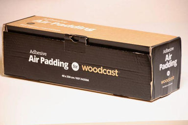Adhesive AirPadding for Woodcast, 40cm x 350cm