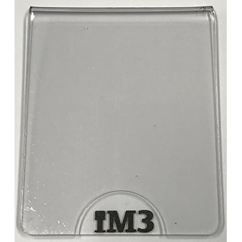 Size 4 image plate protector - 2mm persplex