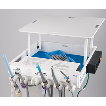 "iM3 Pro 2000 ""LED"" Dental Unit with oilfree compressor"