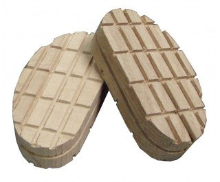 Wooden blocks normal size