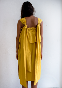 SARA SUNSHINE RUFFLE DRESS