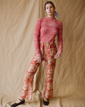 Load image into Gallery viewer, YOKO TROPICAL PRINT PANTS