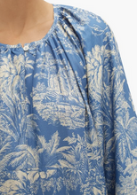 Load image into Gallery viewer, HARPER TROPICAL PRINT DRESS