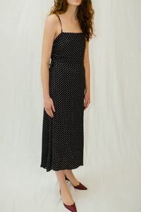 ODA POLKA DOT DRESS