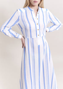 SILAS CHEESECLOTH SHIRT DRESS