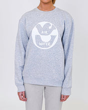 Load image into Gallery viewer, AIR WATER SWEATSHIRT - GREY MARL