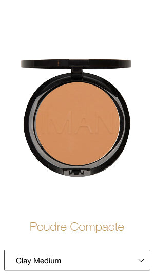 Poudre Compact Clay Medium