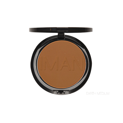 IMAN Cosmetics Poudre Compacte Earth Medium
