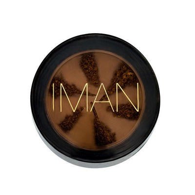 Poudre Semi-Libre Earth Medium - Iman Cosmetics