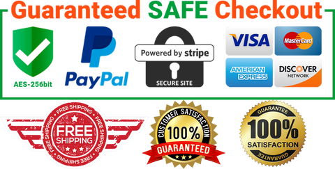 Safe and Secure Trust Badge Free Shipping