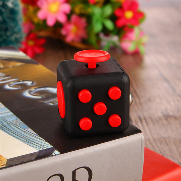 Twitch Stress Reliever Cube Shop Colossal Deals