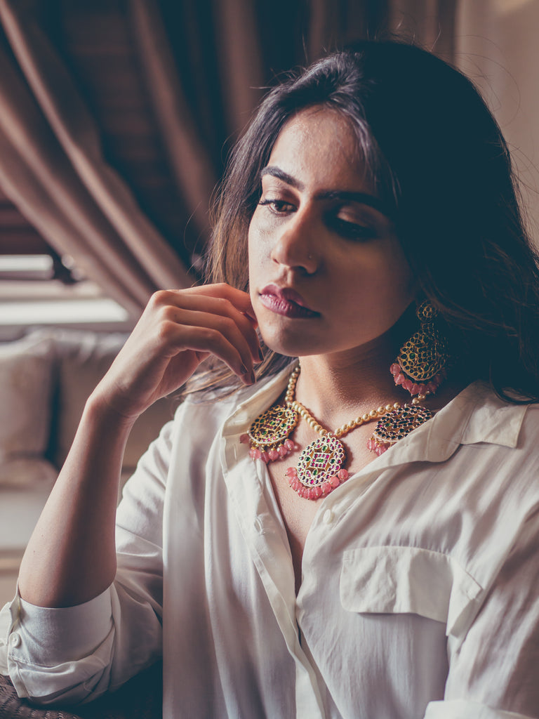 Adah Collection | Temple Jewellery