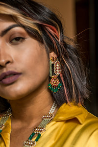 Kimana Earrings - Aaharya