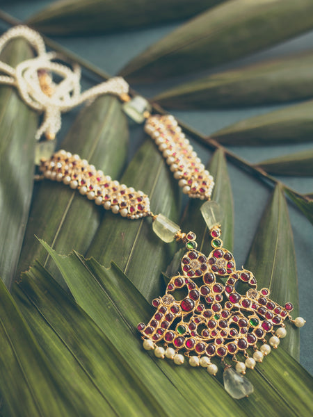 STATUSEQUE Necklace 1 | Temple Jewellery