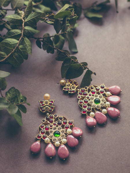 Abharika Earrings - Aaharya