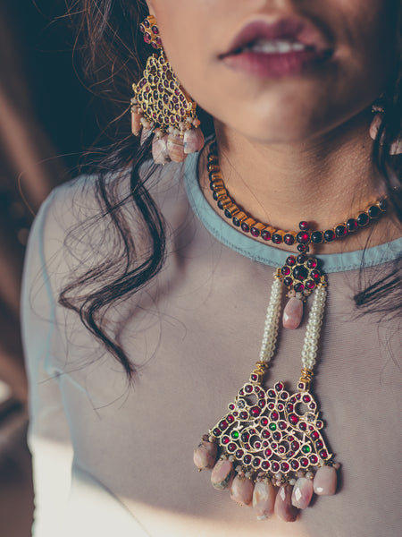 Arata Necklace - Aaharya