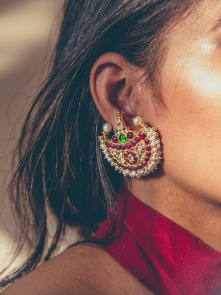 Chandra Earring