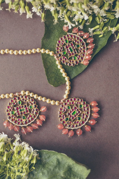 Adah Necklace 1 | Temple Jewellery
