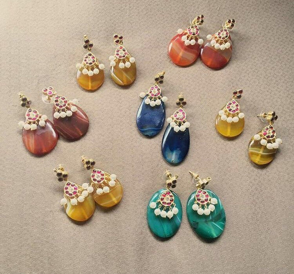 Assorted Earrings - Aaharya