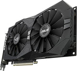 Asus STRIX-RX470-O4G-GAMING Carte graphique AMD 4 Go 6600 MHz DVI/HDMI PCI-Express 3.0 dans sa boite d'origine, direct sorti d'usine