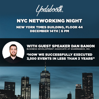 We're hosting a Networking Night in New York City!