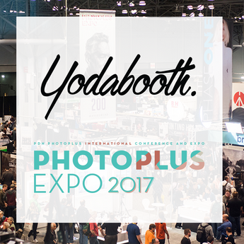 Meet Yodabooth at the PhotoPlus Expo 2017