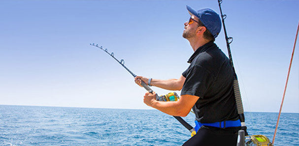 Fishing is a great kind of activity that requires skills!