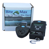 Bite Max Fishing Twin Pack Micro Bite Alarm Indicator