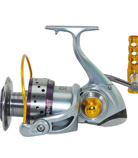 Ecooda Hornet Series Premium Heavy Duty Spinning Reel Waterproof