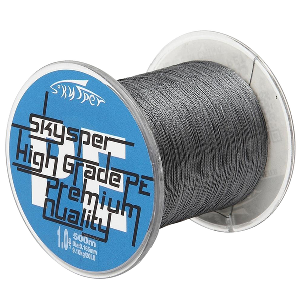 Skysper 500M PE Braid Fishing Line Specialized for Salt Water