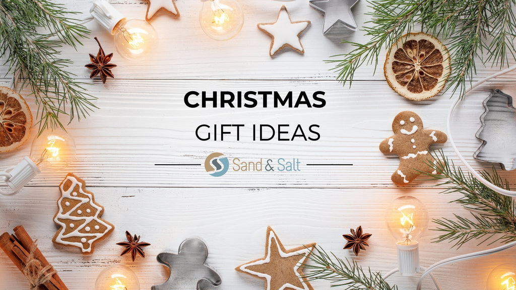 Christmas Gift Ideas 2020 from Sand and Salt