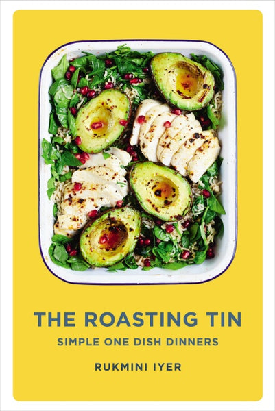 The Roasting Tin cookery book