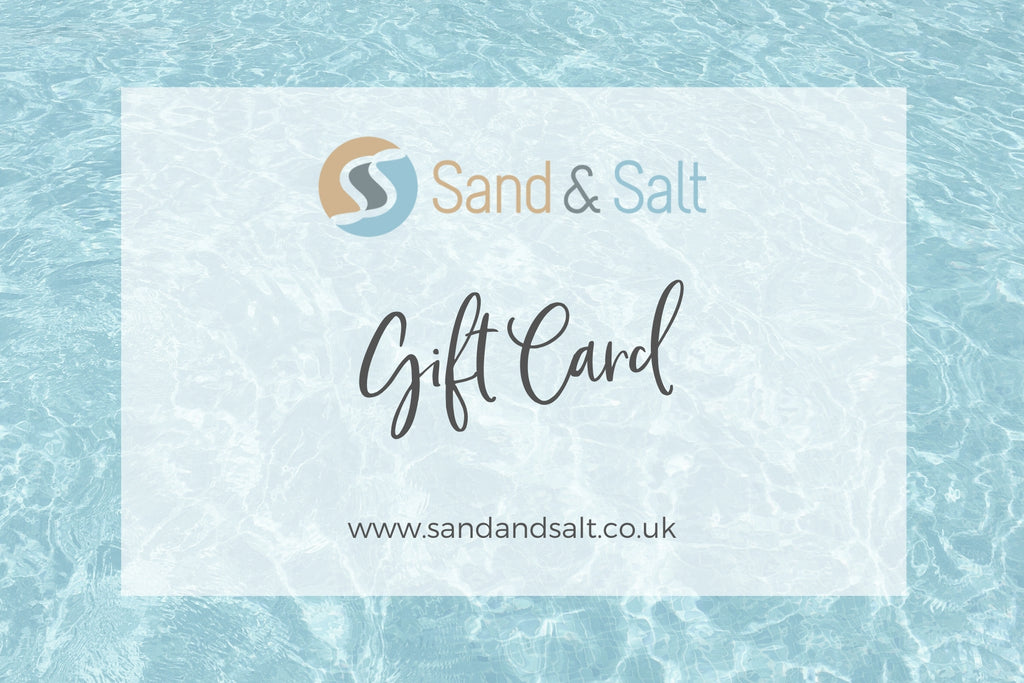 Sand and Salt Gift Card
