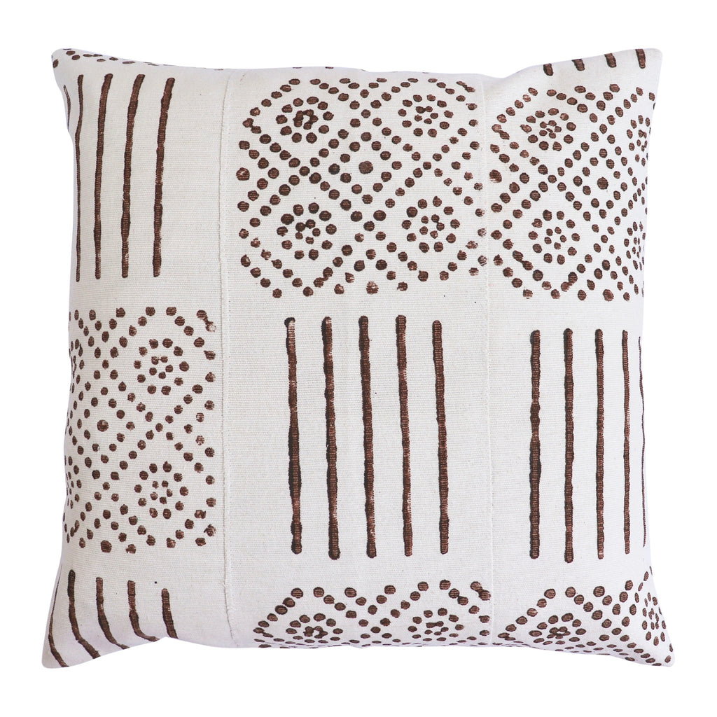 Delta Textured Cotton Cushion Cover
