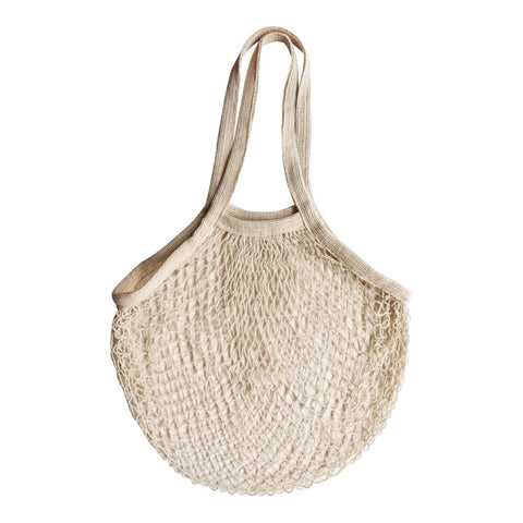 Organic Cotton String Bag - Natural
