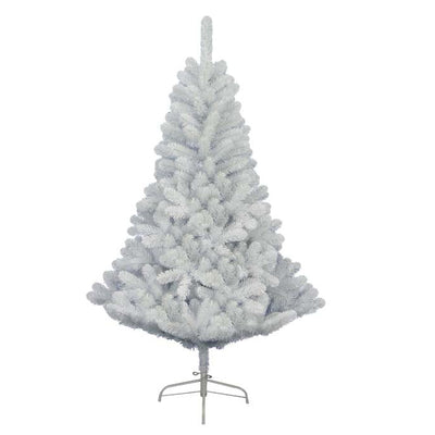 Traditional Indoor Artificial White Imperial Pine Christmas Xmas Tree