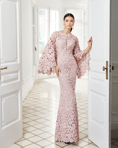 Evening Dress by MARTHA BLANC FIESTA