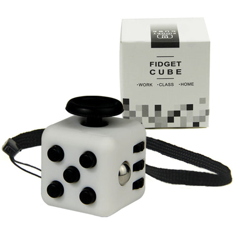 Mini Fidget Cube 11 Couleurs Disponible
