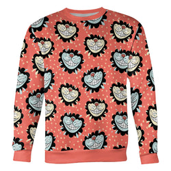 Wonder Collection Cat Sweatshirt