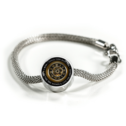 Turn Back Time Pandora Style Bracelet