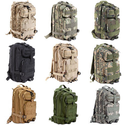 Military Tactical Trekking Rucksack Backpack